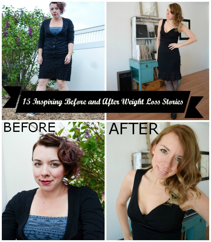 15 Inspiring Before and After Weight Loss Stories | How ...