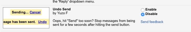 Gmail hacks