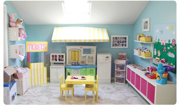 19 Amazing Dream Playrooms How Does She