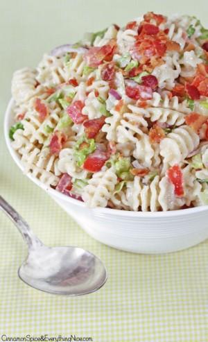 BLTR-Pasta-Salad