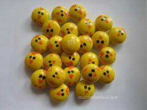 Baby Chick Chocolates
