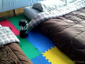 Cool Camping Tricks Inside Your Tent