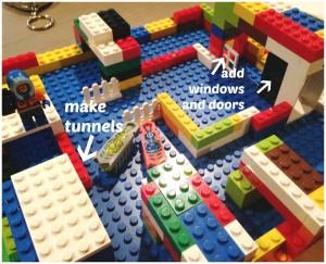 Hex-Bugs-Lego-Habitats-Using-Lego-Base-Plate-Maze-1024x831