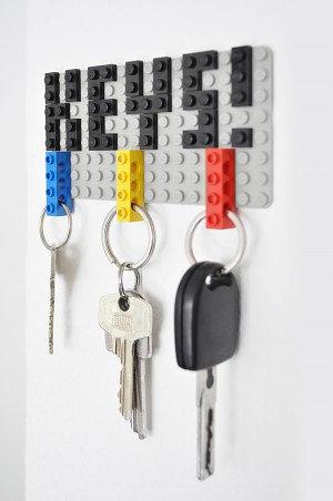 Lego key ring