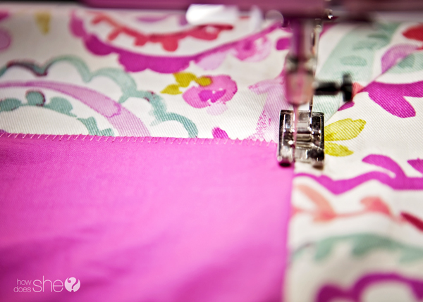 Perfect corners every time - baby blanket how to (16)