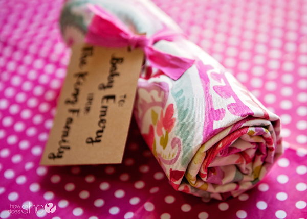 Perfect corners every time - baby blanket how to (20)