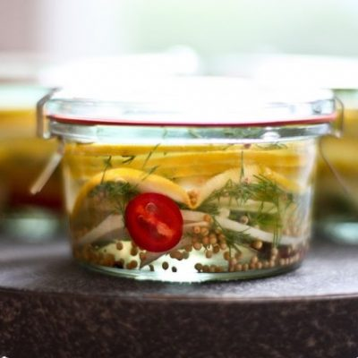 15 Foods you can Pickle, who would have thought?
