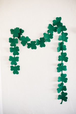 St.-patties-garland