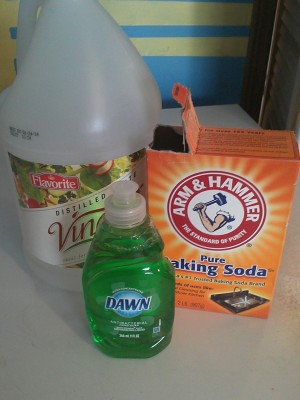Use Baking Soda to Clean