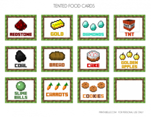 minecraftfoodcards-580x448