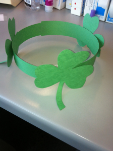 shamrock-crown