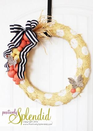 spring wreath 5