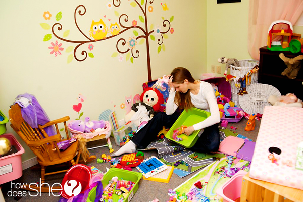 teach your child how to clean any bedroom