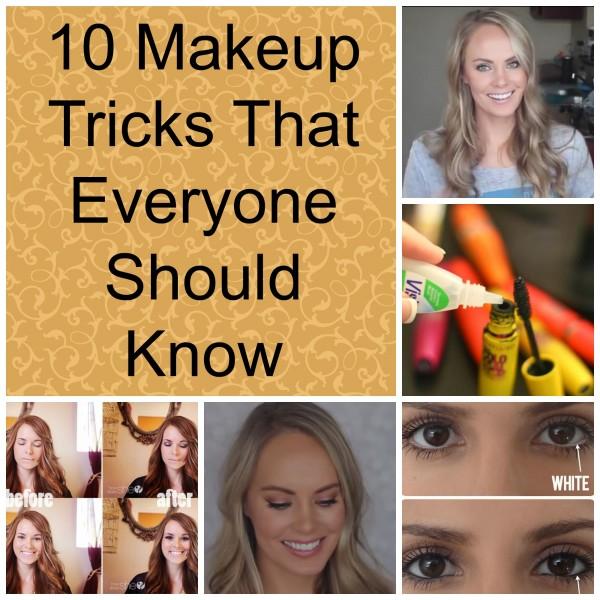 10 Makeup Tricks That Everyone Should Know FB2