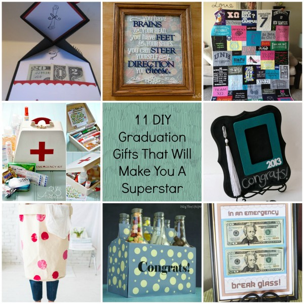 11 DIY Graduation Gifts That Will Make You A Superstar fb