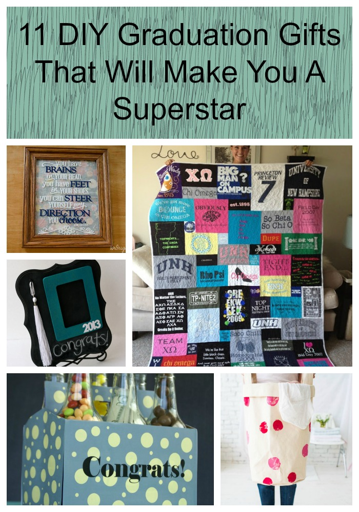 11 diy graduation gifts that will make you a superstar how does she 11 diy graduation gifts that will make you a superstar pin solutioingenieria Images