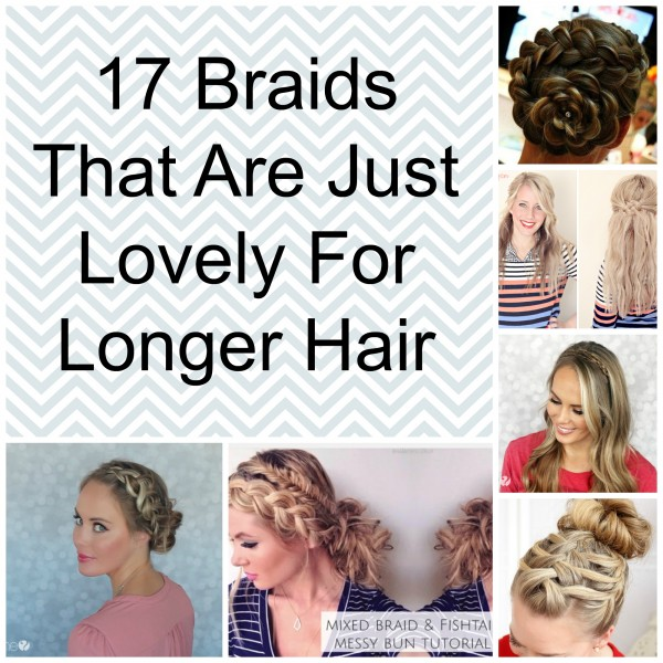 17 Braids That Are Just Lovely For Longer Hair fb