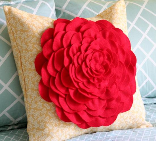 3. pillows