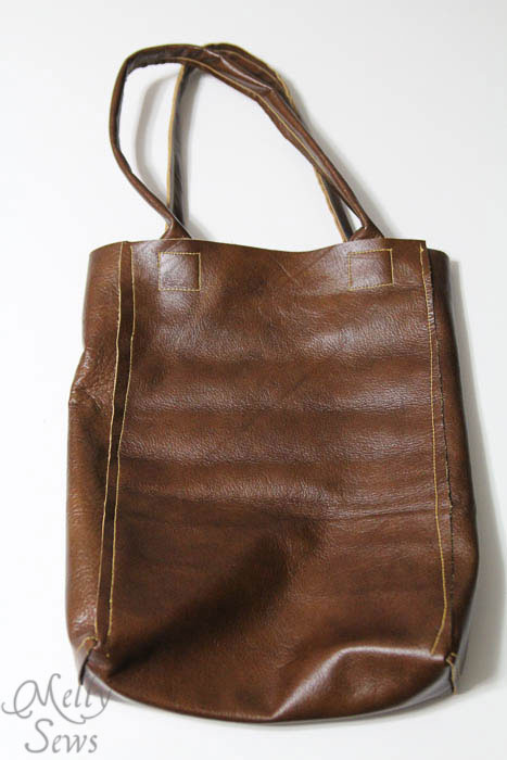 8. leather
