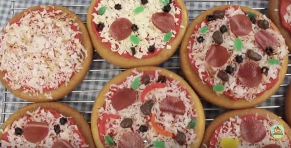 April Fools Day Pizza