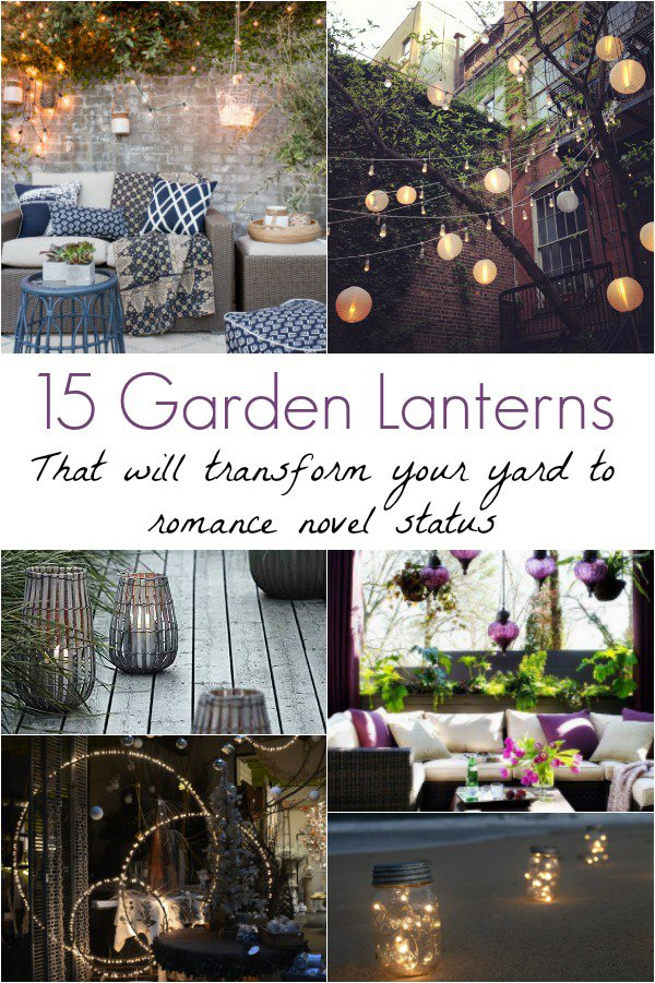 Garden-Lanterns