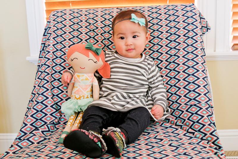Sandy a la Mode - Baby Girl Style 2a