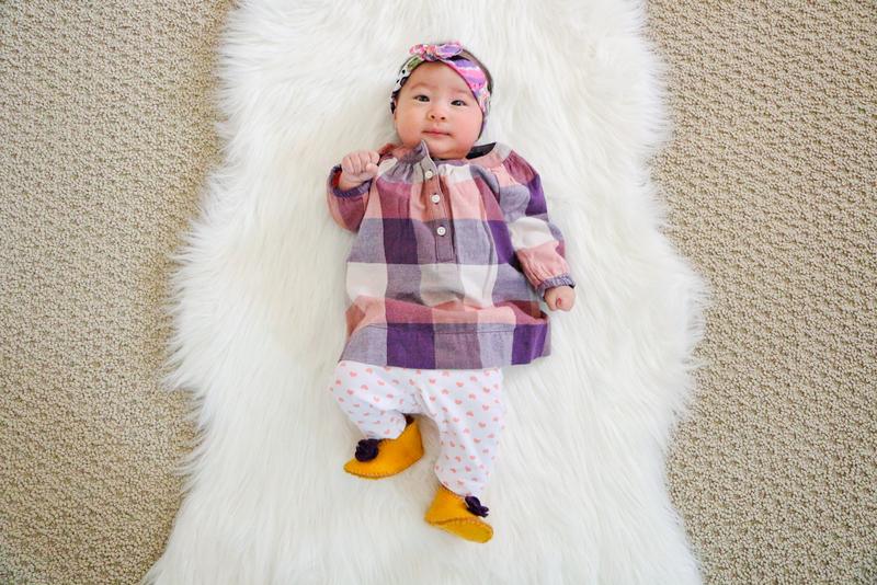 Sandy a la Mode - Baby Girl Style 3a