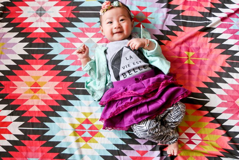 Sandy a la Mode - Baby Girl Style 4a