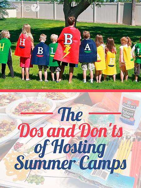 The Dos and Don'ts of Hosting Summer Camps (1)
