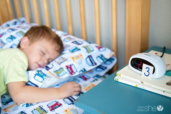 The trick to keeping kids in their beds (5)