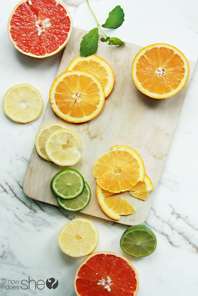 a twist on lemonade - keeping it healthy (1)