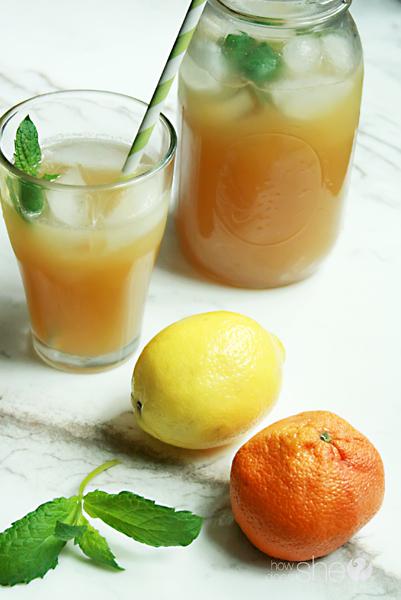 a twist on lemonade - keeping it healthy (8)