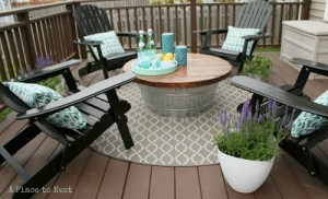 Backyard DIYs
