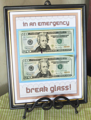 emergency frame