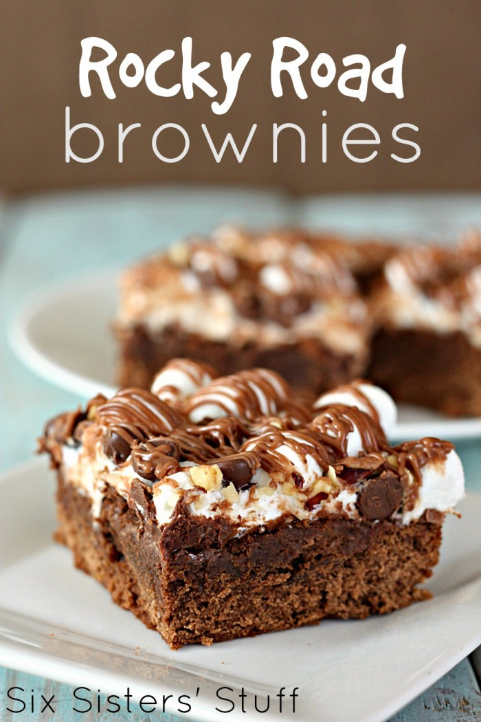 18 Brownie Recipes To Delight Your Taste Buds How Does She