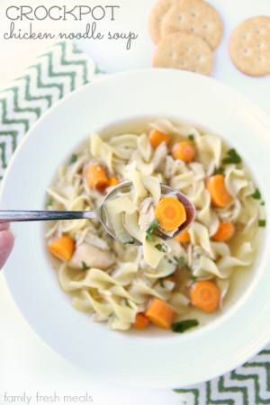 the-best-crockpot-chicken-noodle-soup-familyfreshmeals.com-the-easiest-homemade-soup