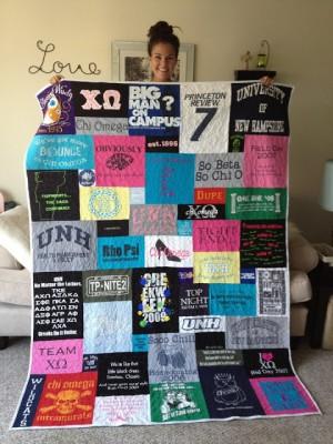 tshirt quilt