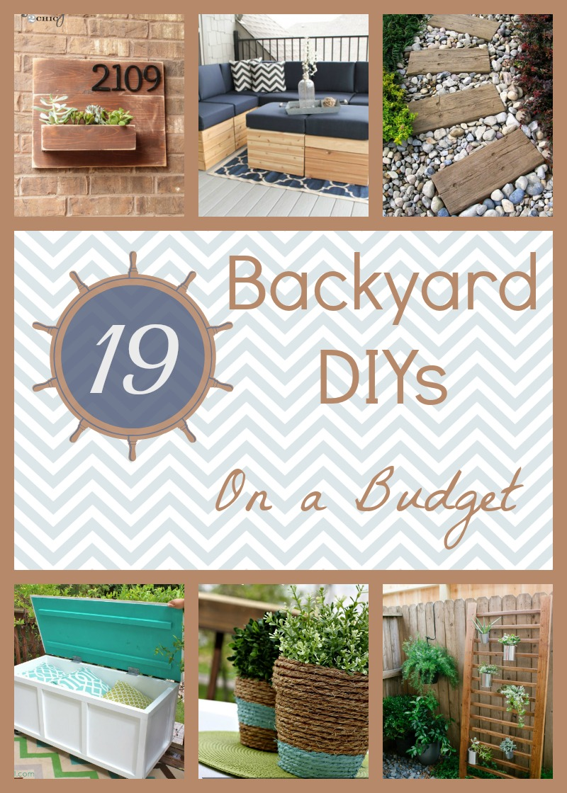 Backyard Patios On A Budget