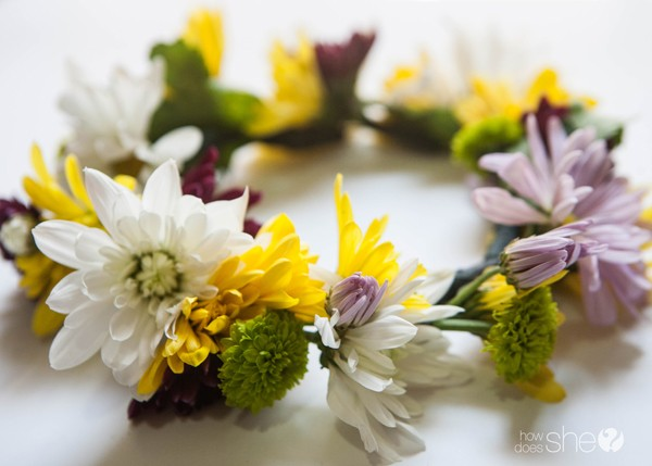 DIY flower crown for only $5 (16)