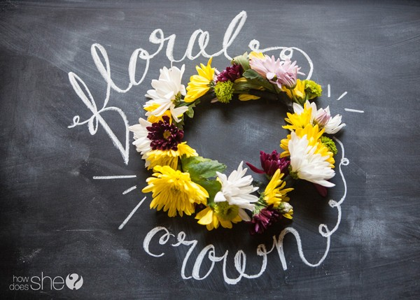 DIY flower crown for only $5 (17)