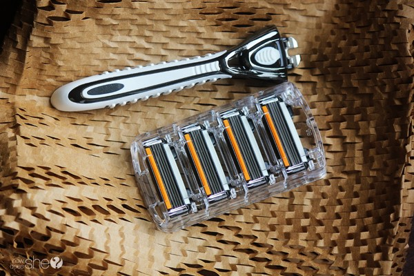 Dollar Shave club razors for Father's Day