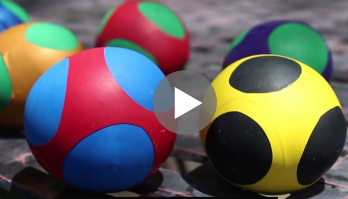 how to make a squishy ball