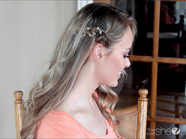 Snake Braid Tutorial (3)