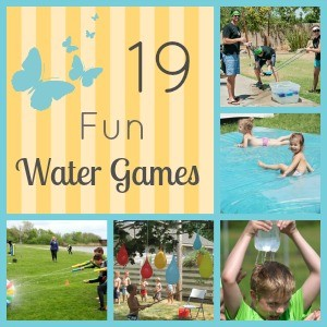 Water games featured