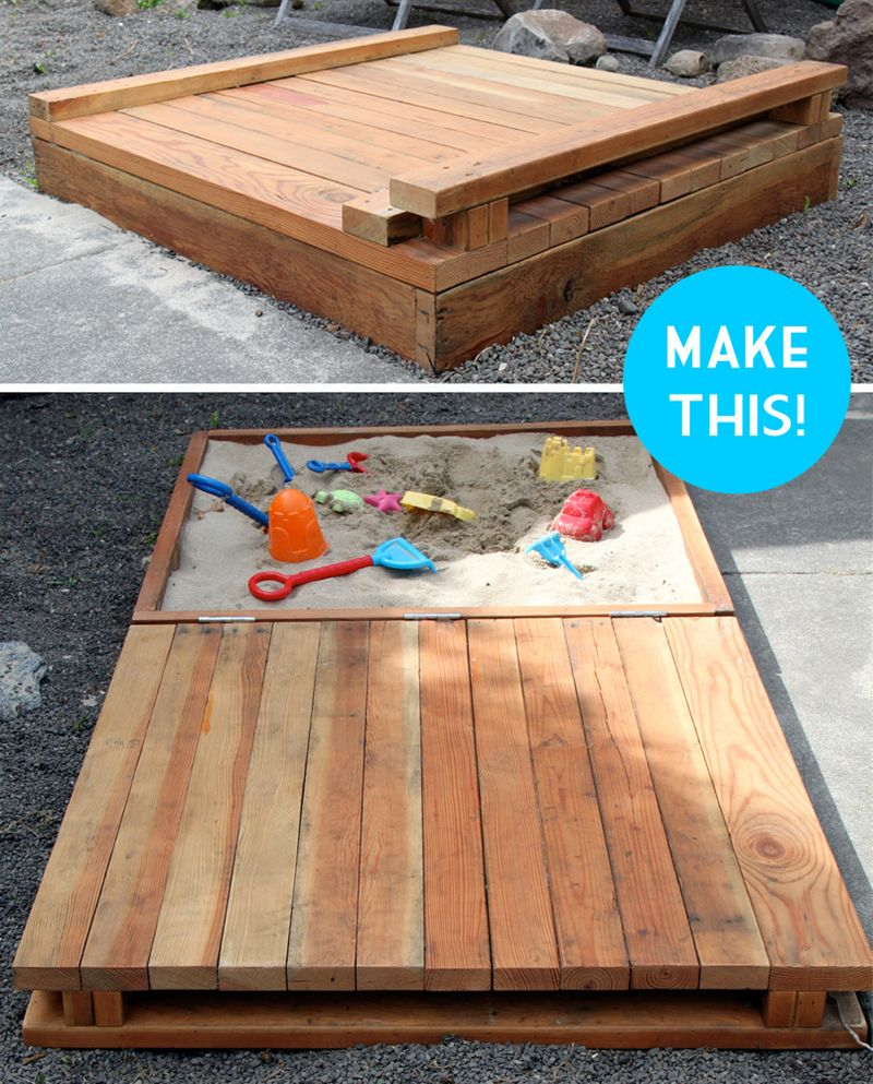 backyard diy