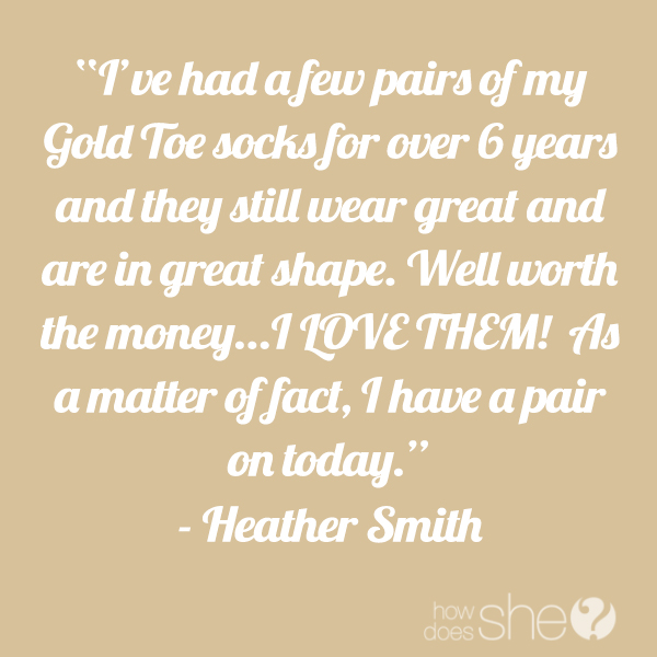 gold toe quote3