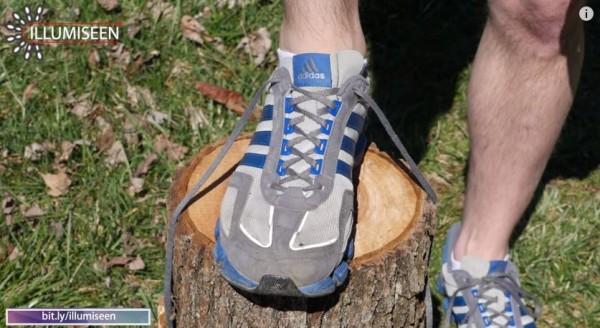 shoe locking laces