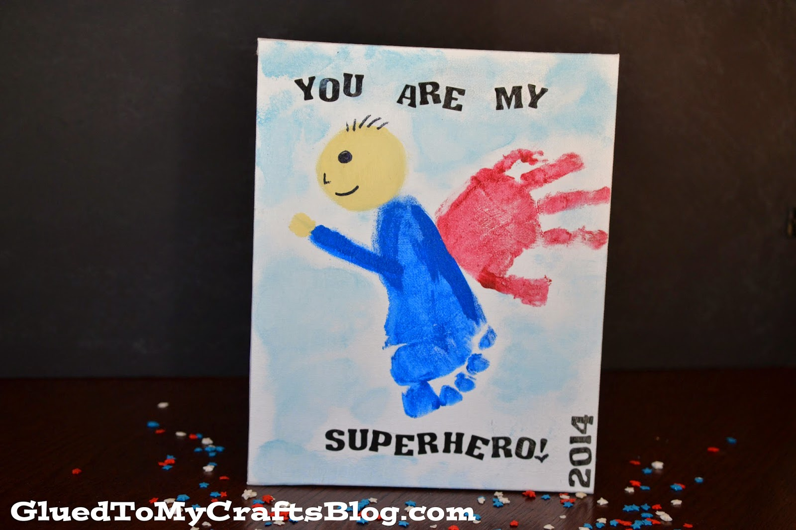 Father Day Craft Ideas For Kids Part - 42: Fatheru0027s Day Gifts From Kids