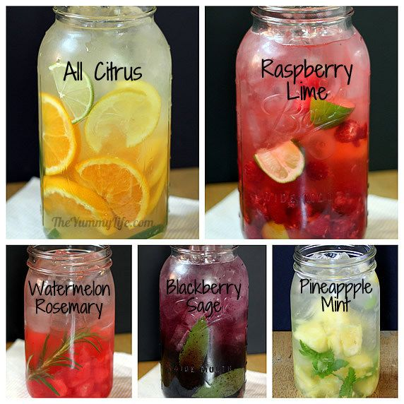 Flavored water 1