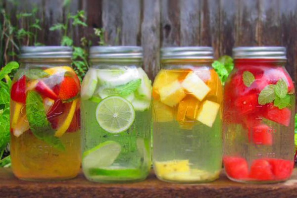 Flavored water 6